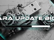 cara update bios 2019