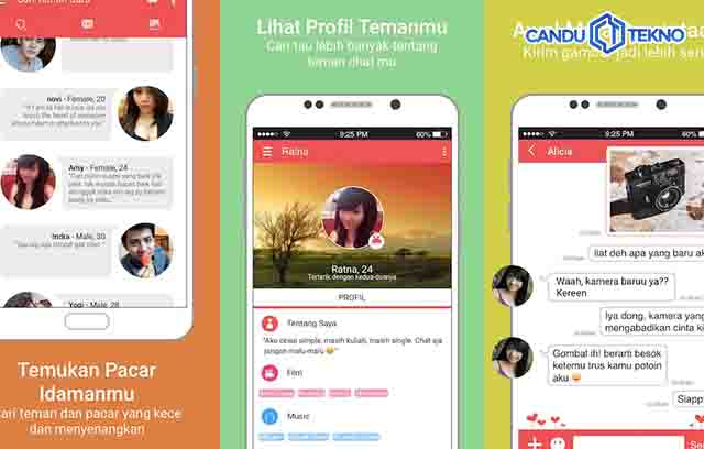 Pacar: Find New Indo Friends, Chat and Dating