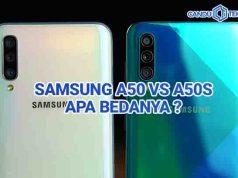 Samsung A50 vs A50S