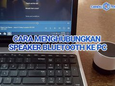 cara menghubungkan speaker bluetooth ke pc windows 7