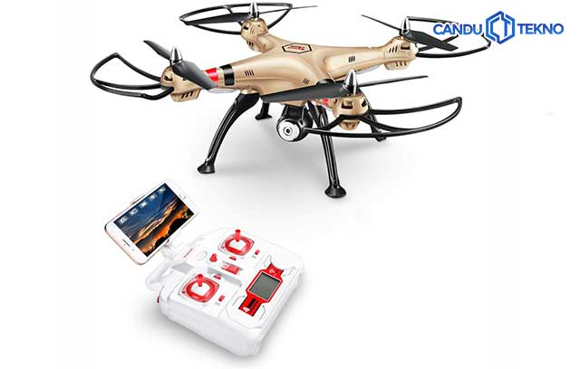 Syma FPV Real Time X8HW