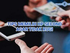 hp second