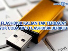 Tips Membaca Flashdisk
